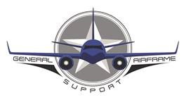 General Airframe Support logo