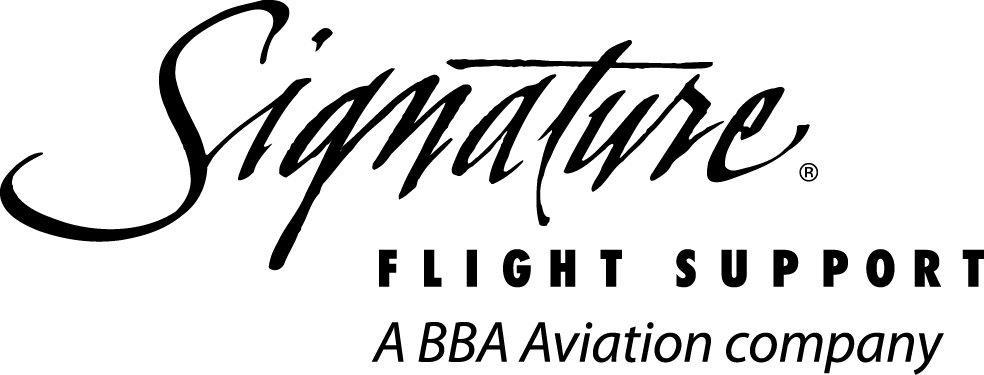 Signature Flight Support logo