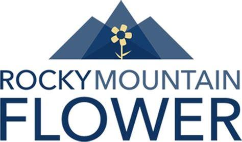 Rocky Mountain Flower logo