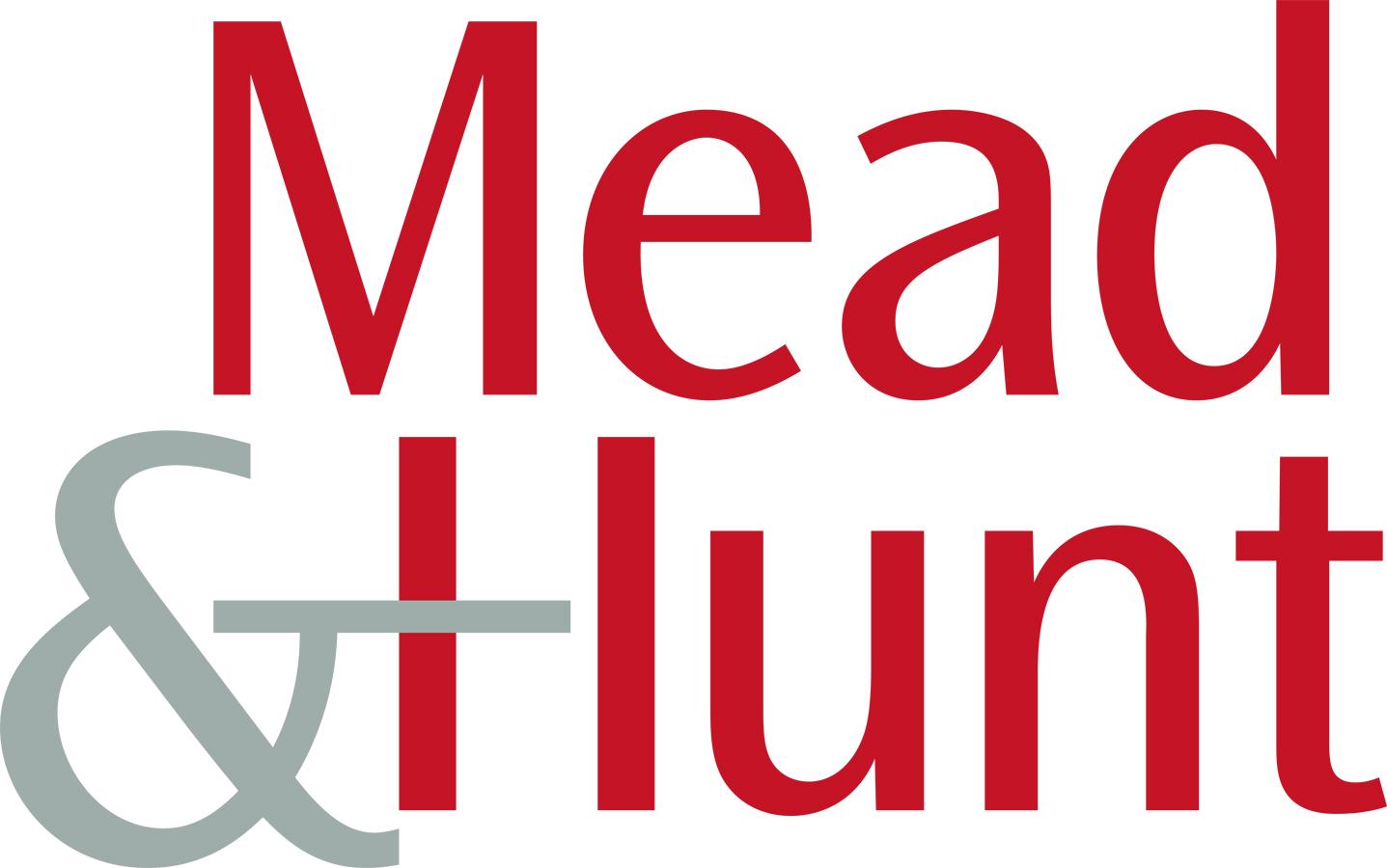 Mead & Hunt logo.