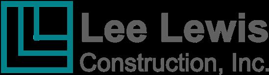 Lee Lewis Construction Inc. logo.