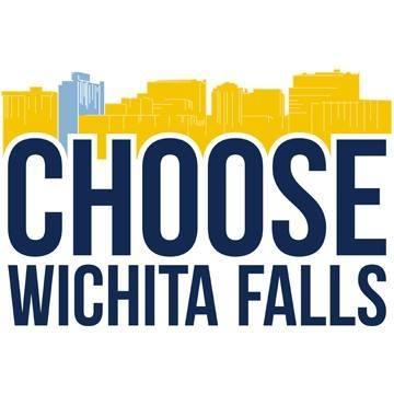 Choose Wichita Falls logo.