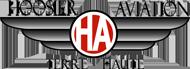Hoosier Aviation logo.