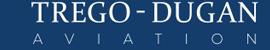 Trego-Dugan Aviation logo.