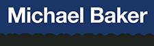 Michael Baker International logo.