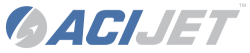 ACI Jet logo.