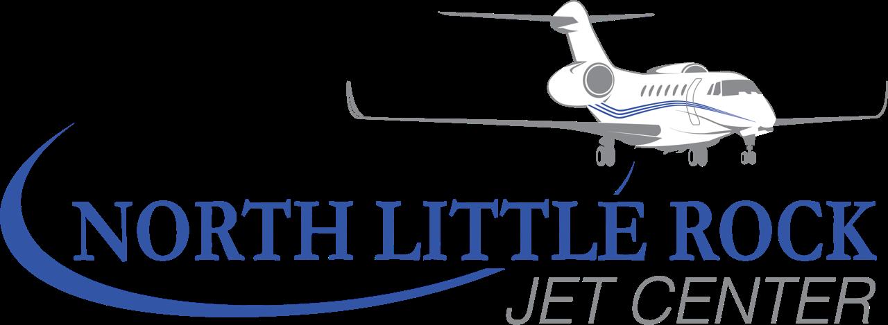 North Little Rock Jet Center logo.