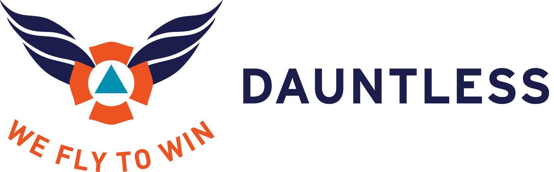 Dauntless Air logo.