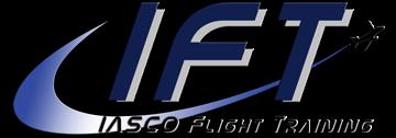 IASCO Flight Training logo.