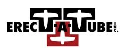 Erect-A-Tube logo.