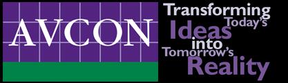 AVCON logo.