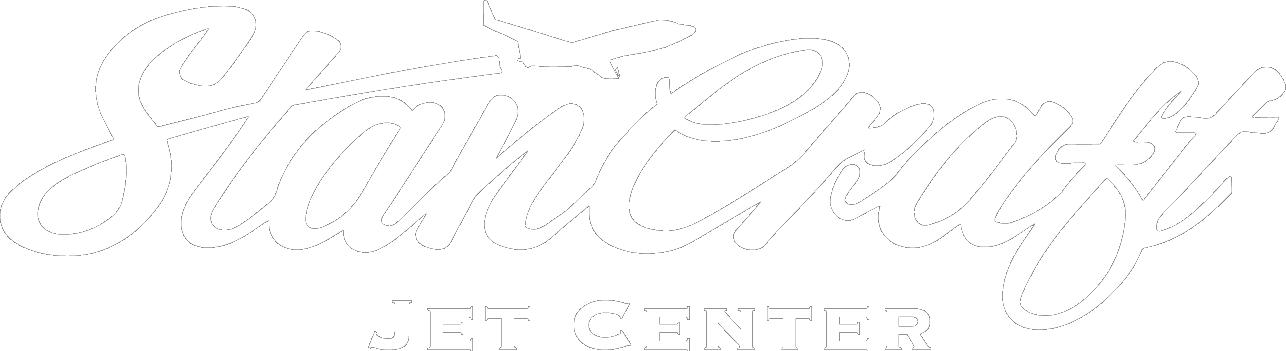 StanCraft Jet Center logo.