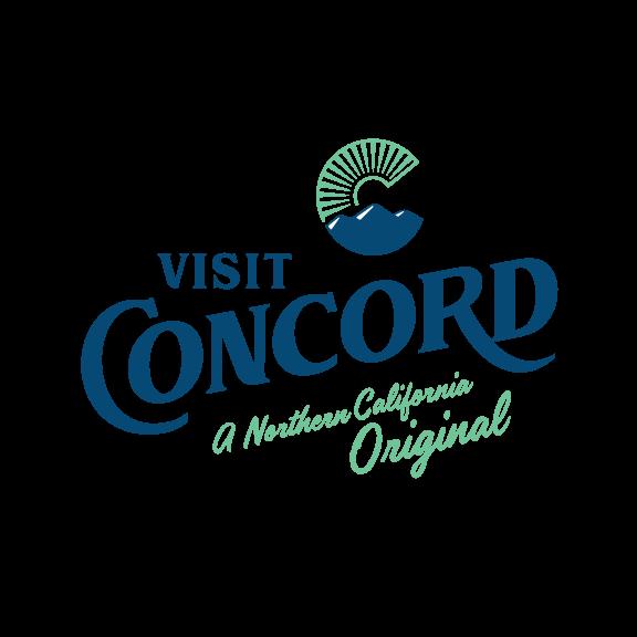 Visit Concord logo.