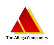 Allega Companies logo.
