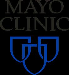Mayo Clinic logo.