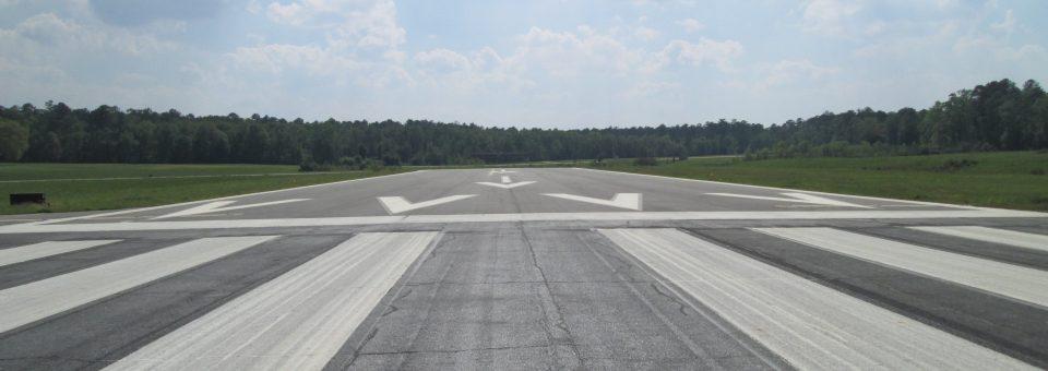 Thomasville Regional Airport Runway