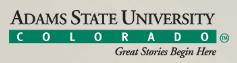 Adam State University