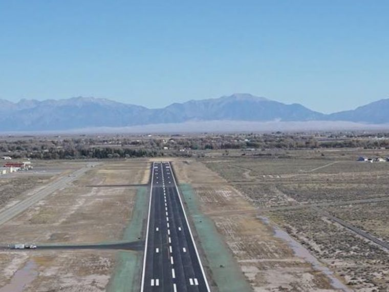 San Luis Valley Regional Airport