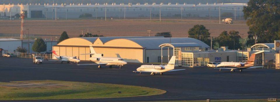 MCKELLAR–SIPES REGIONAL AIRPORT