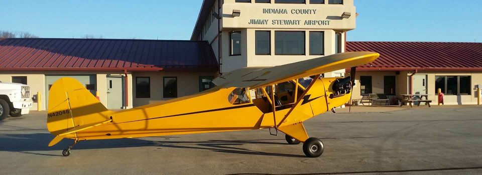 Indiana County Jimmy Stewart Airport