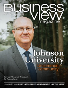 April 2021 Issue cover of Business View Magazine