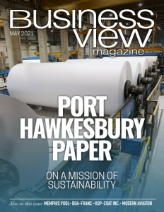 May 2021 Issue Cover of Business View Magazine