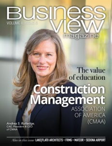June 2021 Issue Cover of Business View Magazine